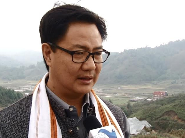 'Disturbing' video has exposed Pak's duplicity on PoK, says Rijiju
