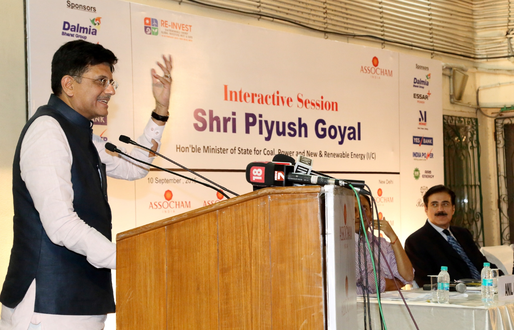 Indigenous technology development is essential for the growth of renewable energy: Goyal