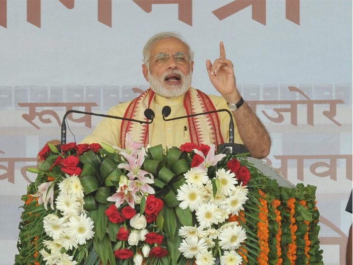 PM Modi to visit Varanasi today to launch Integrated Power Development scheme