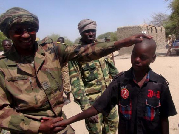 Boko Haram terrorist fighters have adopted new uniform and dressing codes: Nigerian Army