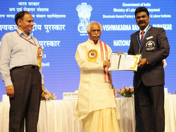 VRP and NSA work as an impetus and catalyst to unleash potentials of workers says Dattatreya