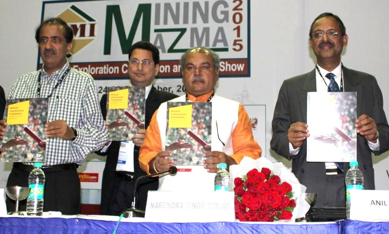 Exploration, extraction of mineral resources will lead to development, prosperity: Narendra Singh Tomar