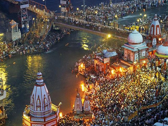 Govt declared twelve cities to be developed under pilgrimage tourism