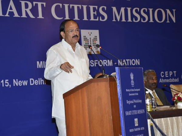 Right lessons should be drawn from Chennai challenge for urban planning: Naidu