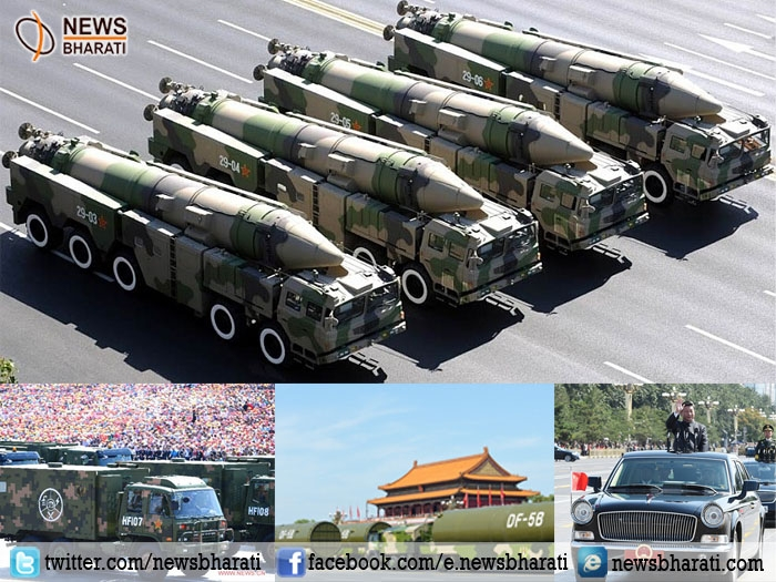 China shocked USA with DF-21D Carrier Killer missiles and Chinese flotilla in Alaska