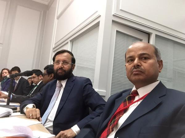 Javadekar attends COP-21 meeting in Paris; says climate justice should be ensured soon as it severely impacts the poor