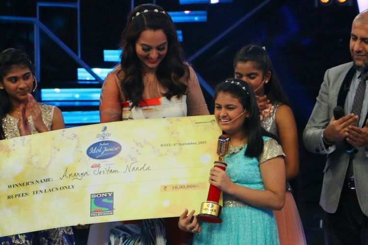 Second seasons' India Idol Junior bagged by Odisha's 14-year-old Ananya Nanda