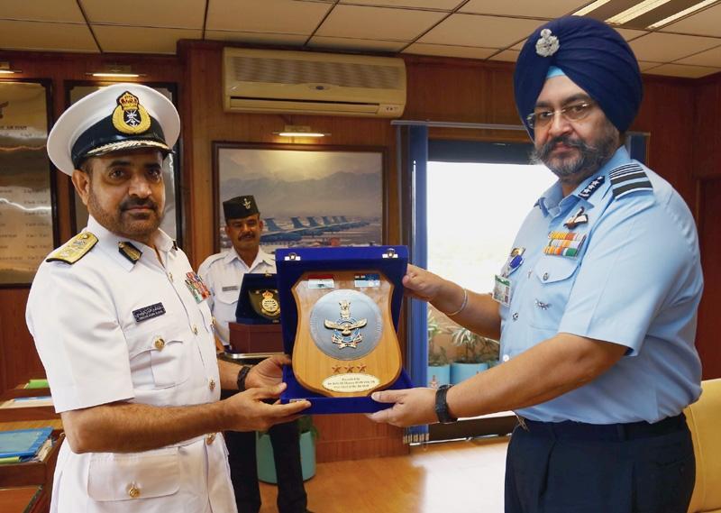 Oman Royal Navy commander Abdullah Al Raisi visits India to strengthen tie between nations