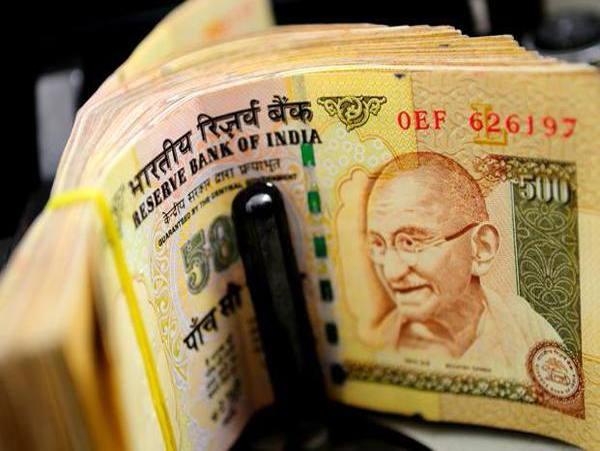 Rupee ends at 7 week high of 65.29 vs USD, up 22 paise