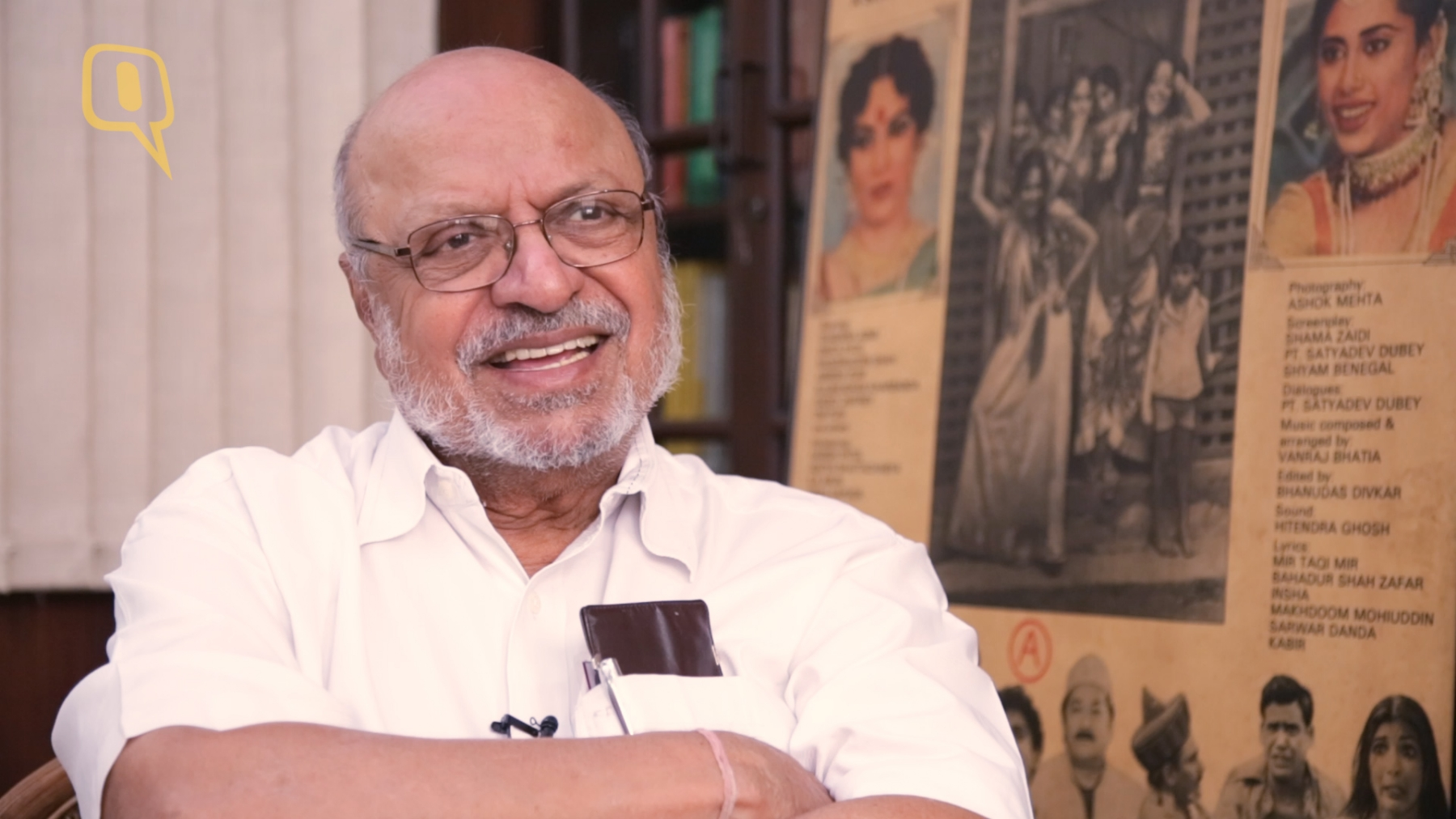 Film-maker Shyam Benegal to lead panel to revamp controversy ridden Censor Board