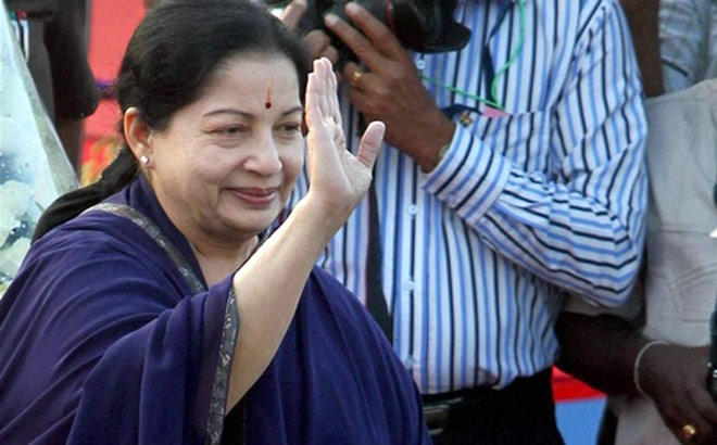 Tamil Nadu CM Jayalalithaa offers scholarships to outstanding students in sports