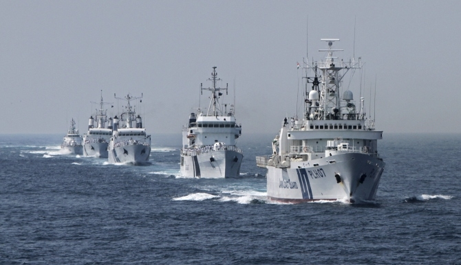 India and Japan coast guard to hold a joint exercise in the Bay of Bengal