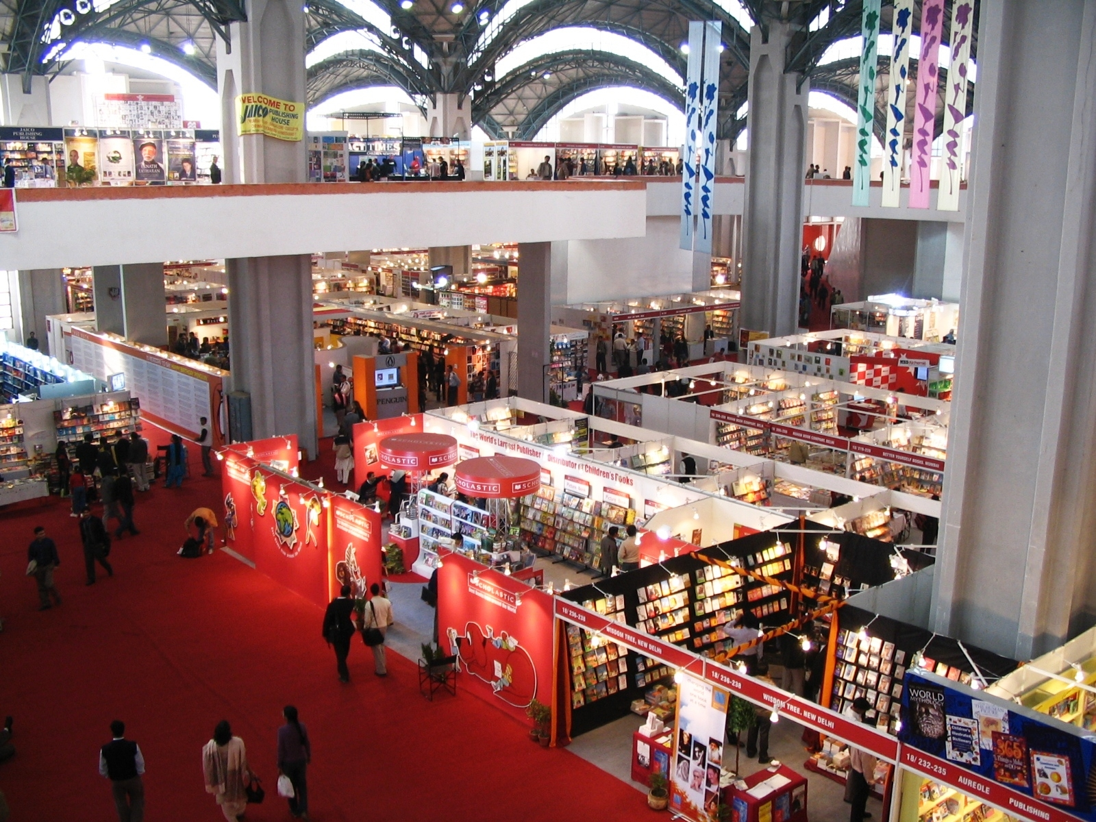 Delhi book lovers get a blissful tour in World Book Fair 2016; Irani calls catalytic role that books play