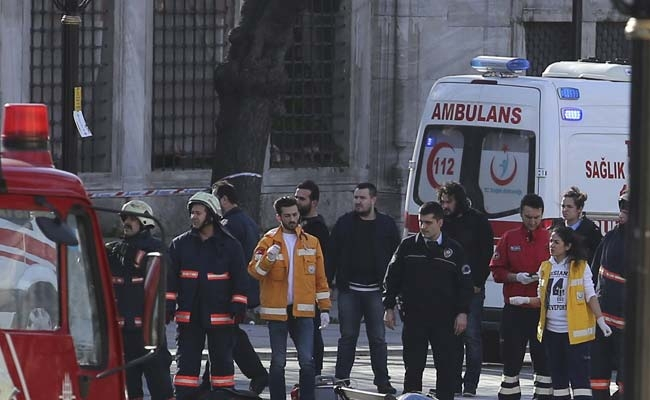 Blast in Istanbul kills 10 people, rescue operations on