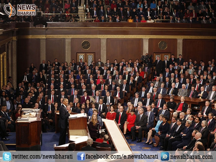 Obama delivers his final State of Union address; says US foreign policy must focus on threat from Al Qaeda and ISIL