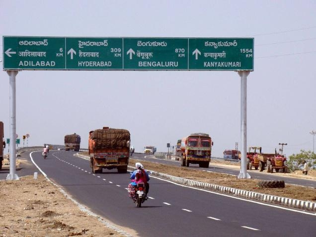NHAI signs MoU with ISRO and NECTAR for use of spatial technology to monitor National Highways