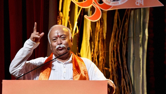 Janjati people are true carriers of our culture: RSS Chief