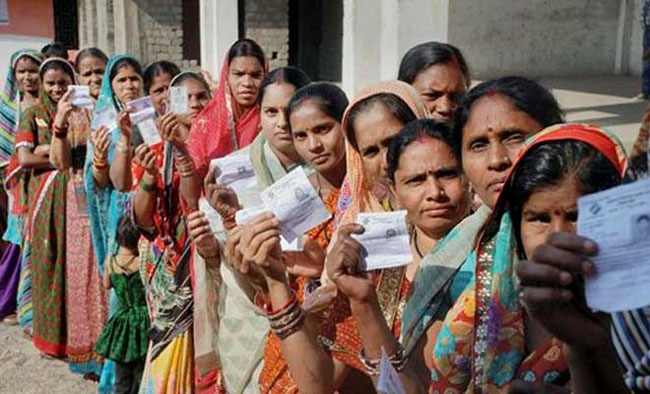 India witnesses increase in voters' participation: CEC