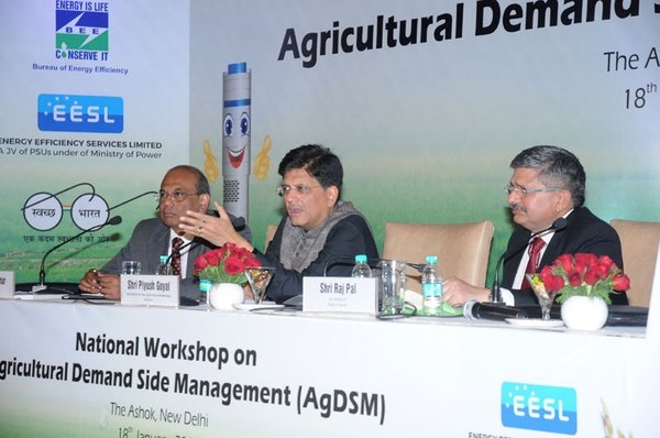 Goyal urges agricultural pump manufacturers to scale up production with special focus on quality