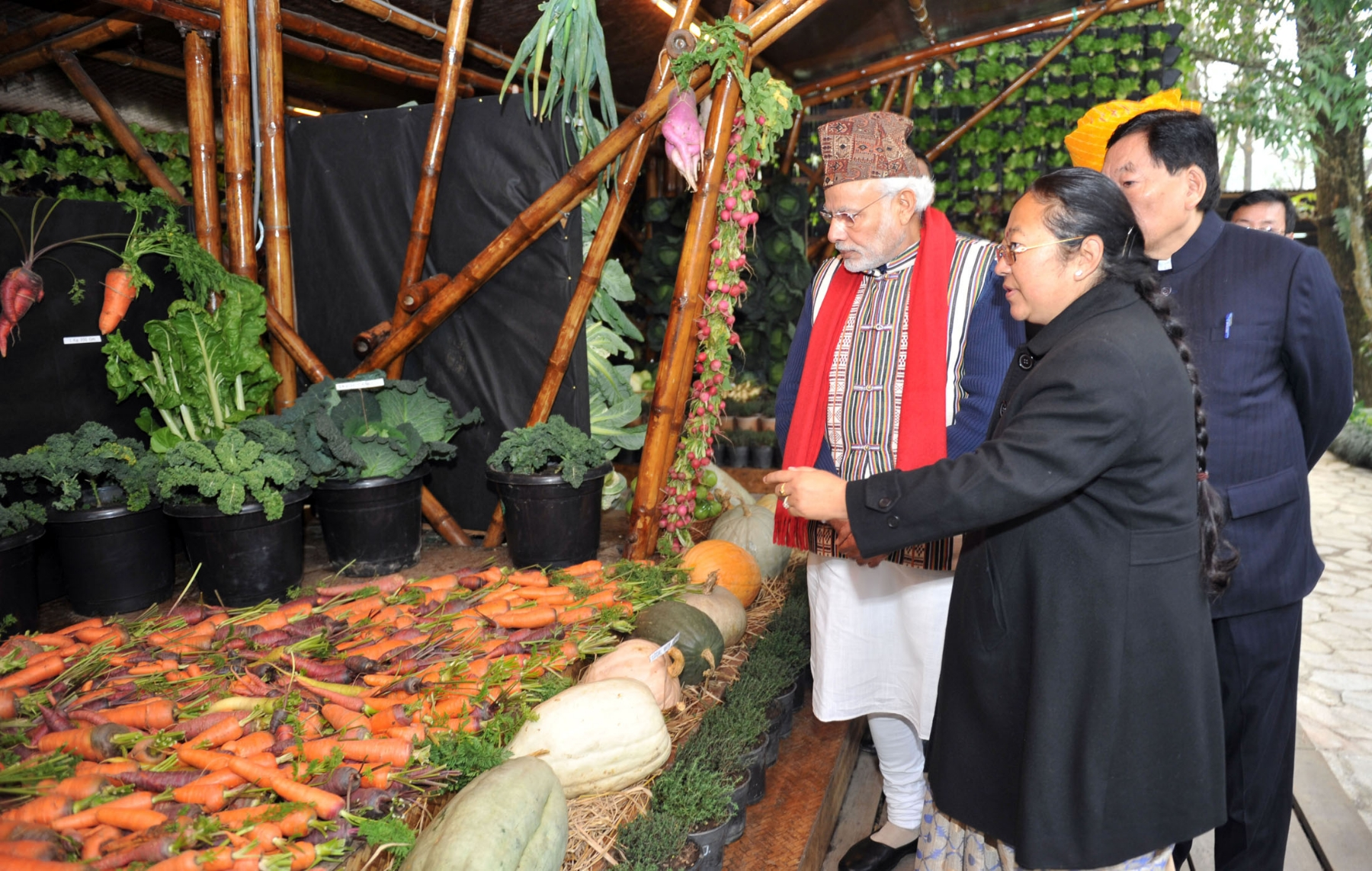 PM Modi inaugtrates Sikkim Organic Festival; commits Kokrajhar to be  deemed university within a year