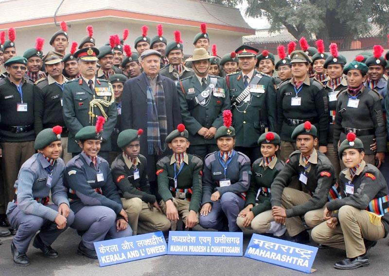 राष्ट्रीय कैडेट कॉर्प्स युवाओं की संरक्षक है: राव इन्द्रजीत सिंह