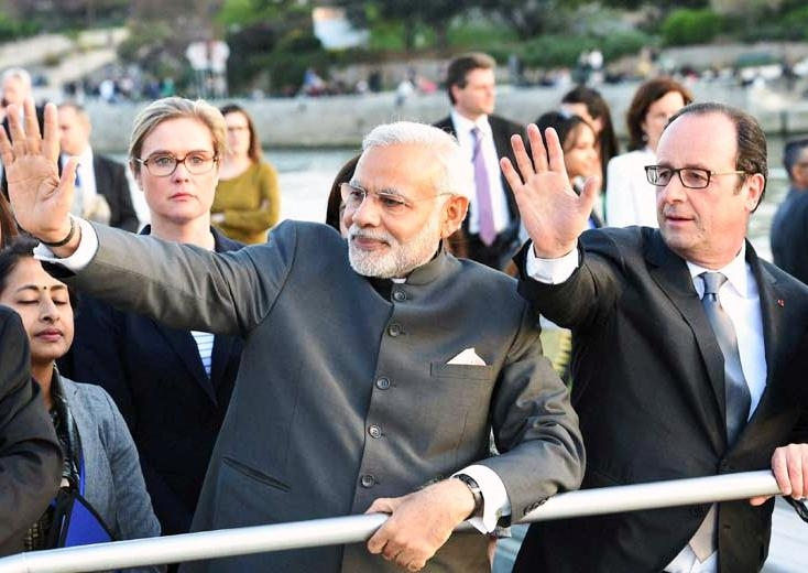 PM Modi and French Prez to jointly lay foundation stone of ISA Headquarters in Gurgaon on 25th Jan