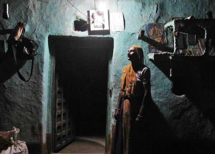 Govt electrifies a total of 7,549 villages till date under Deen Dayal Upadhyaya Gram Jyoti Yojna