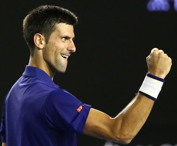 Novak Djokovic defeats Roger Federer, enter finals of Australian Open