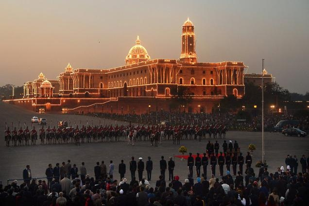 Beating Retreat ceremony to be held in Delhi today to culminate the Republic Day festivities