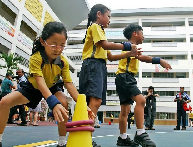 National School Games to be held at 4-5 venues annually to groom talent from young age says Govt