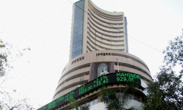 Sensex surges to 145 pts and Nifty crosses 8300 marking highest gain this year