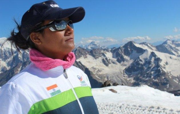 Arunima Sinha conquers Mount Aconcagua in Argentina
