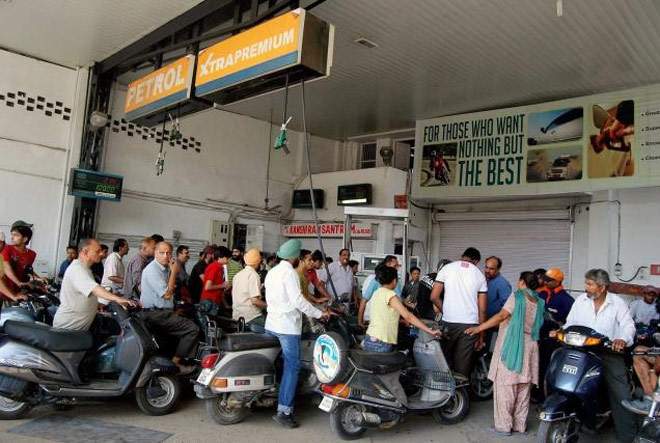 Petrol and diesel prices hike by 42 paise and Rs 1.03 paise per litre respectively
