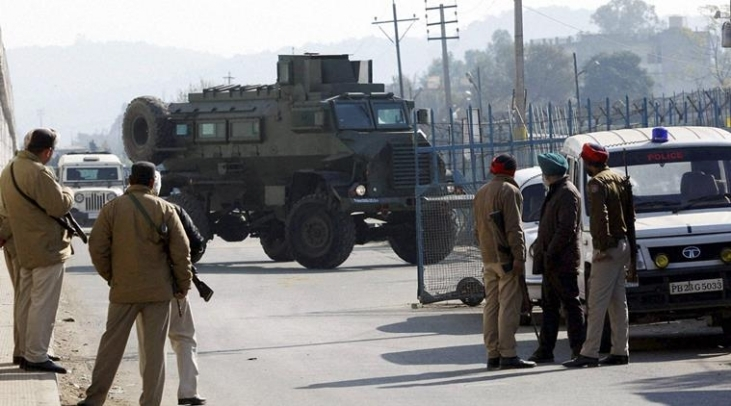 NSG neutralised two more terrorists holed up in Pathankot; operations still going on