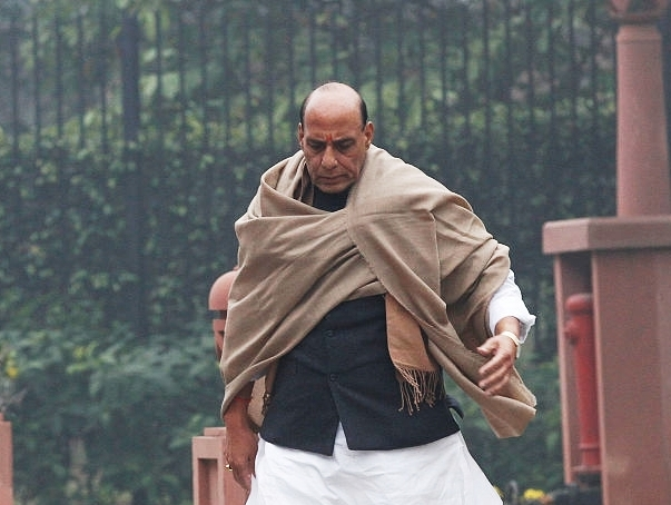 Centre will provide full support to affected areas due to earthquake in Manipur assures Rajnath