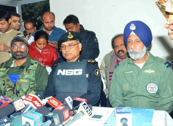Fifth terrorist in Pathankot air base killed; Doval's China visit put off in wake of the attack