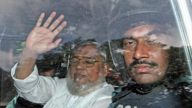 Bangladesh court upholds death sentence to top Islamist leader