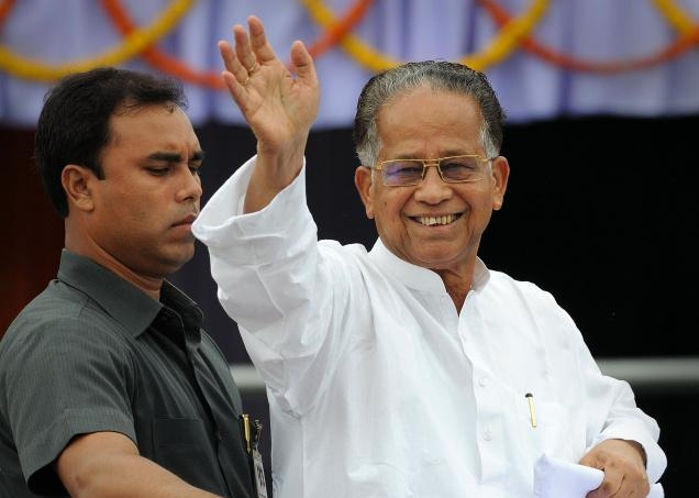 Gogoi expresses confidence of returning to power in Assam for the fouth consecutive term