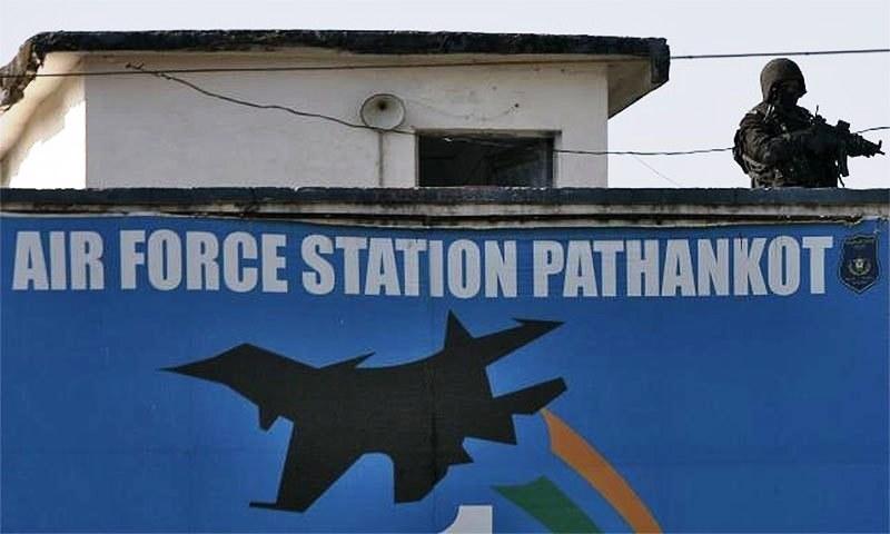 Pakistan PM Nawaz Sharif orders a JIT in Pathankot attacks probe
