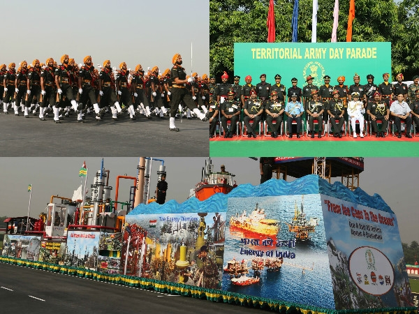 Territorial Army celebrates its 67th Raising Day