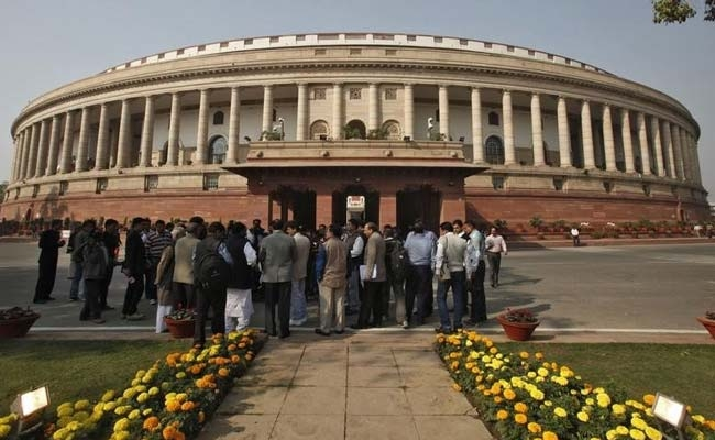 Winter Session of Parliament to begin from 16 November
