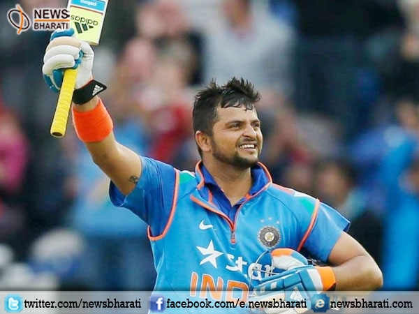 Suresh Raina ruled out of 1st ODI against New Zealand due to viral fever