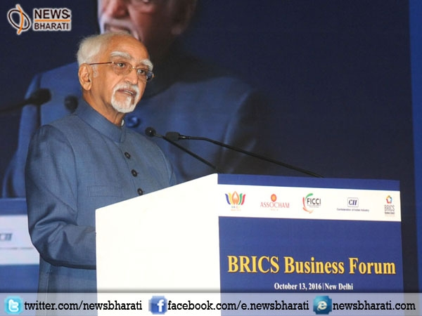 BRICS makes fruits and benefits of globalization accessible to larger number of people: Ansari
