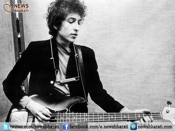 America's Bob Dylan becomes first songwriter to receive Nobel Prize in Literature