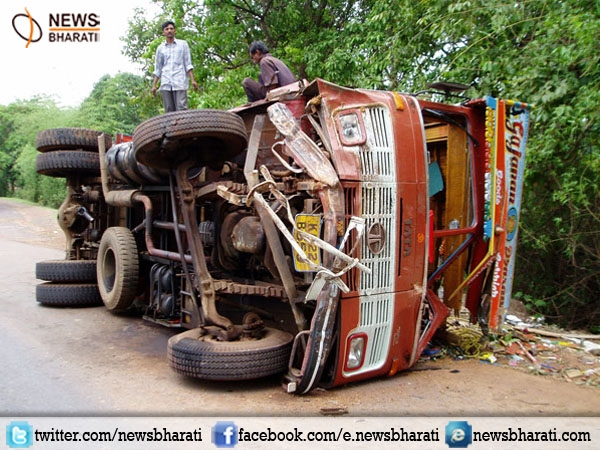 NHRC issues notice to Tamil Nadu Govt over increasing accidents due to Lorries in various parts