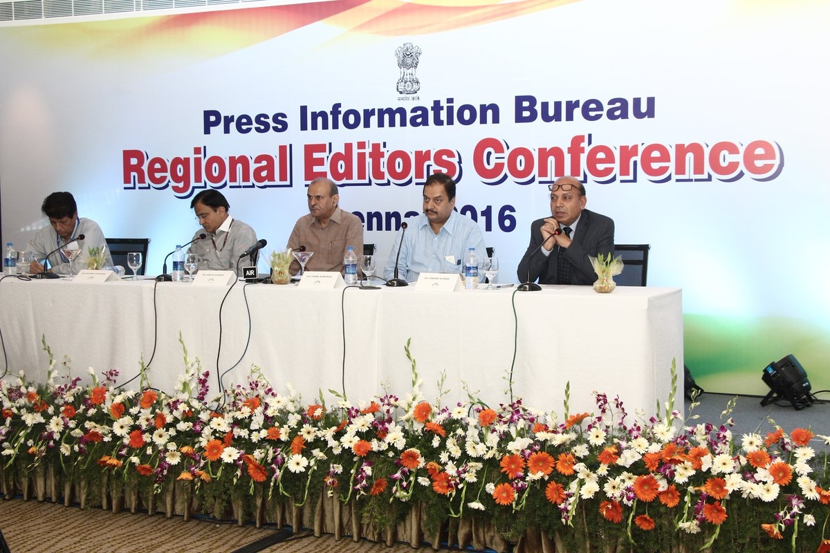 Union Ministers to Interact with Editors from North and North Eastern region