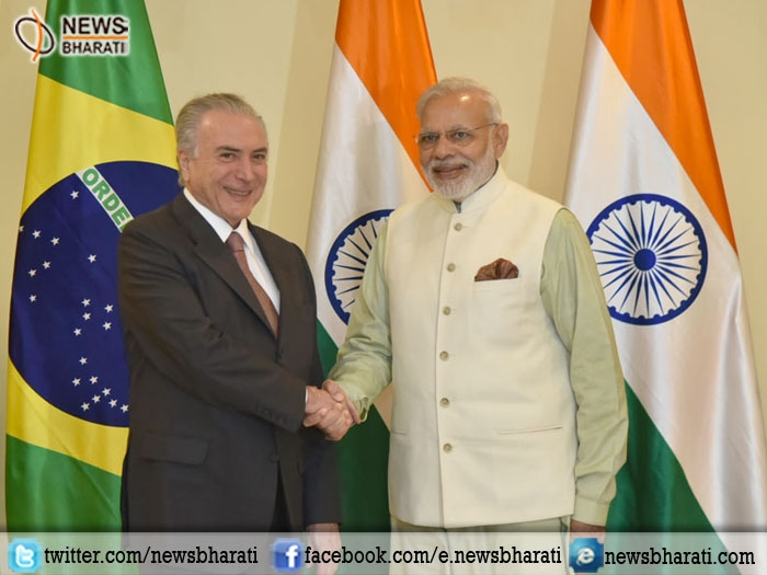 We deeply appreciate Brazil's support for India's actions in combating terrorism says PM Modi
