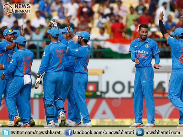 India nullifies New Zealand in the first ODI clash by six wickets with Kohli's stoke of 85