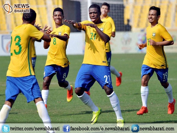 Brazil bags BRICS football tournament trophy after beating South Africa in the finals by 5-1