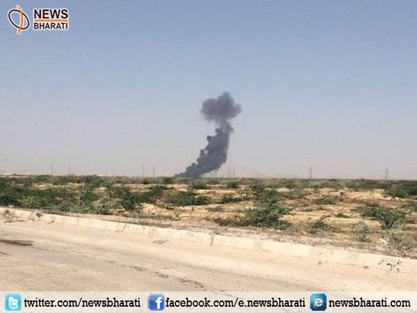 Pakistan Air Force's pilot dies as Mirage jet crashes in Karachi